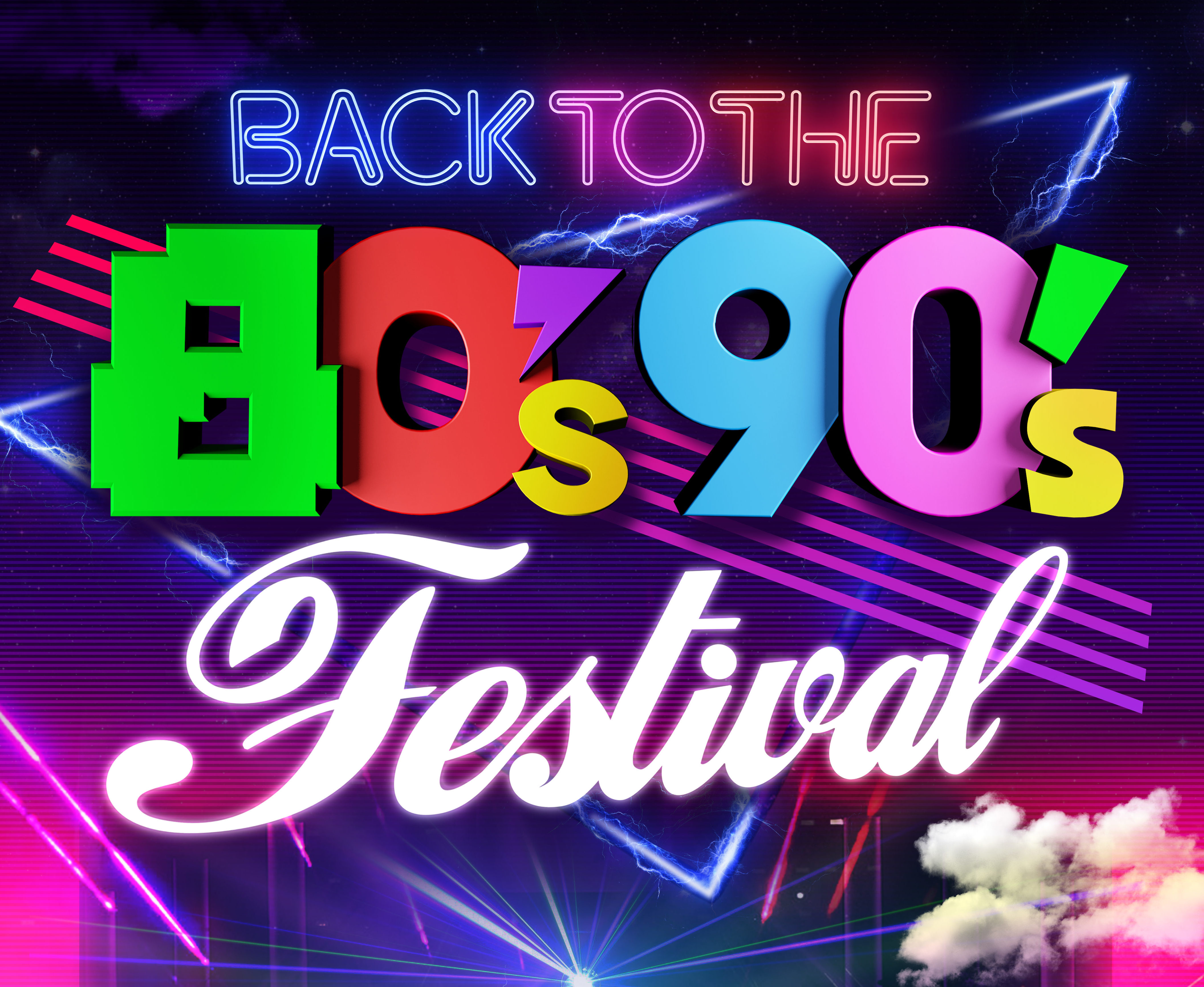 Back to the 80's & 90's Festival 2019 - James Dean Events