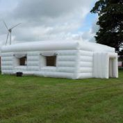 Marquees & Rooms