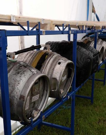 Keg and cask racking